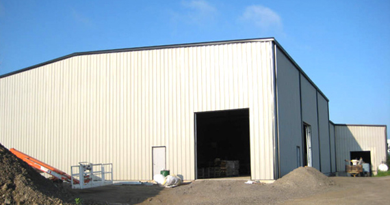 Aluminum Foundry Facility